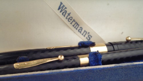 Waterman 52 set BCHR